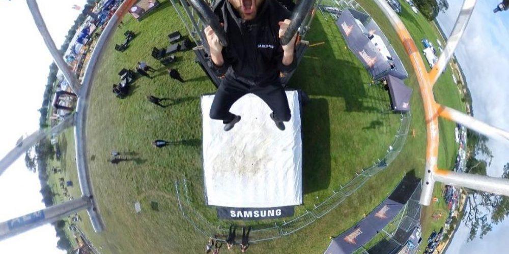 Samsung @ Tough Mudder